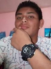 Aldair, 18, Mexico, Chetumal