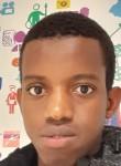Bah Sahoro, 19, Bondy