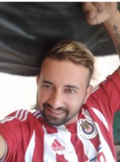 Cristian, 27, Mexico, Guadalajara