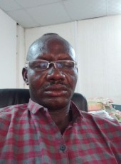 Ibrahim Nimr, 43, Sudan, Khartoum