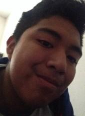 Luis Gabriel, 19, United States of America, East Ridge