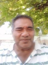 Felise Ferise, 57, Tokelau, Fakaofo