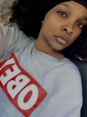 Bronzie Luck , 20, Tanzania, Dar es Salaam