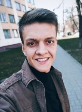 Anton, 24, Belarus, Asipovichy