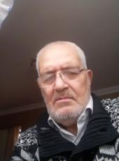 Nizami Mammadov, 65, Azerbaijan, Baku