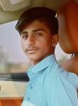 Ali Khan, 18, Sukkur