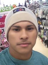 Edison , 18, Brazil, Paragominas