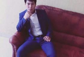 Zhandos, 29 - Just Me
