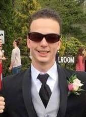 Brandon Griffith, 23, United States of America, Hazleton