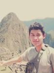 Enrique, 18, Arequipa
