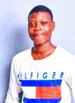 Peter wonders, 19  , Abuja
