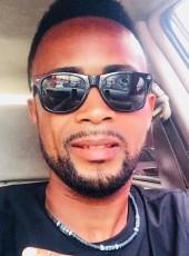 Sage, 33, Sierra Leone, Freetown
