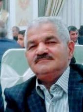 Khaladdin Mamed, 50, Azerbaijan, Baku