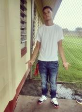 Gee Kuttah, 22, United States of America, Chicago