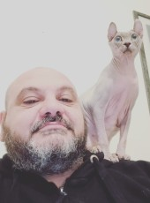 Rocco, 49, Italy, Turin