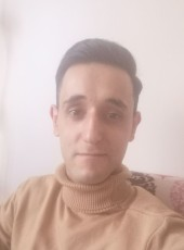 Fatih , 23, Turkey, Horasan