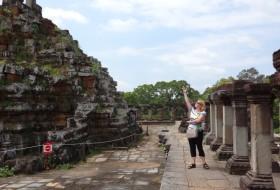 Evgeniya, 48 - Камбоджа