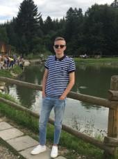 Роман Павлюх, 22, United States of America, Severn