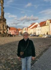 Olga , 58, Czech Republic, Kadan (Ustecky)
