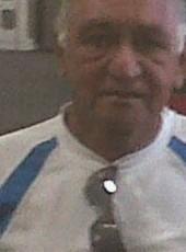 Eliecer Lopez, 62, Venezuela, Valencia