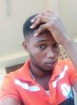 Ishmael , 24  , Accra