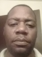 Irvin, 46, United States of America, Mentor