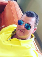 Jorge Bryant, 54, Russia, Moscow