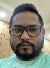 JR Beura, 29, India, New Delhi