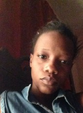 Didine, 21, Haiti, Port-au-Prince