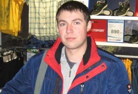 Vladimir Orlov, 29 - Just Me