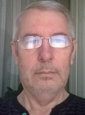 Vadik, 61, Russia, Novosibirsk