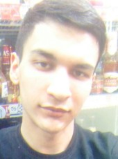 Sher, 20, Russia, Saint Petersburg