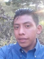Marcos Antonio, 21, Guatemala, Guatemala City