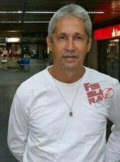 Carlos Alberto A, 65, Brazil, Sao Vicente