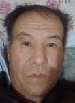 Mukash Chiyashov, 50  , Jalal-Abad