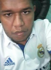 Manuel, 29, Brazil, Campina Grande