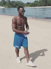 Fred Raoul, 34, Cameroon, Yaounde