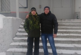 Yuriy Egorov, 38 - Miscellaneous