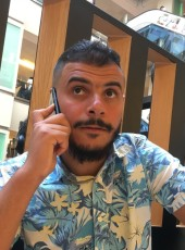 Moaz, 25, France, Clichy