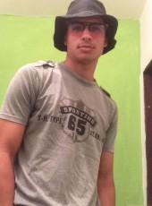 Eduardo José, 21, Venezuela, Maracaibo
