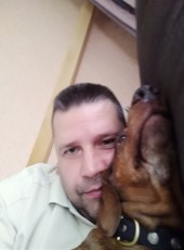 dima, 40, Russia, Klimovsk