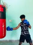 Suriya , 24  , Serilingampalle