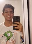 Luis, 21, Bayamon