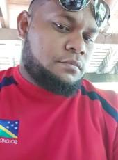 Kenz olvex, 38, Solomon Islands, Honiara