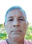 Manuel Herminio , 65  , Brasilia