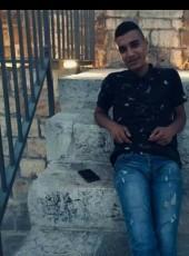 ناصر, 18, Palestine, East Jerusalem