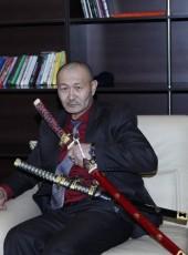 Kubanychbek, 60, Kyrgyzstan, Bishkek