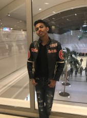 Mazen, 18, Kuwait, Hawalli