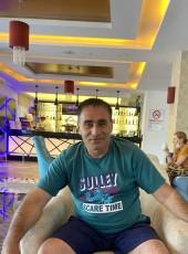 Firdusi, 56, Turkey, Antalya