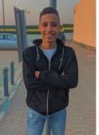 Mohamed, 20, Cairo